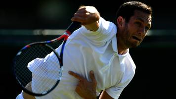 wimbledon qualifying: james ward and bernard tomic fall in final round