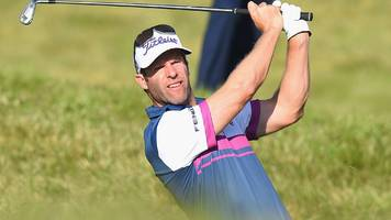 bradley dredge recovers from poor start to lead french open by one shot