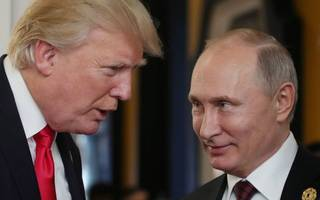 trump and putin to meet in helsinki next month