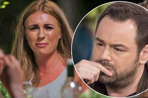 danny dyer says daughter dani has not put a foot wrong in love island
