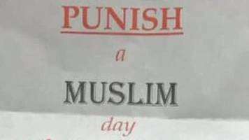 'punish a muslim day' letter suspect appears at old bailey
