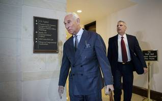 another roger stone aide gets subpoena in robert mueller's russia investigation