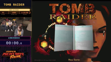 speedrunner doubles her twitch audience with tomb raider's games done quick debut