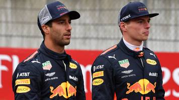 austrian grand prix: tensions at red bull? are mercedes edging clear?