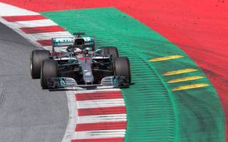 austrian setback puts fire in hamilton belly for british gp