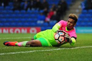 leeds united face fresh competition for jamal blackman; stoke city eye birmingham city star; west ham striker wanted by qpr