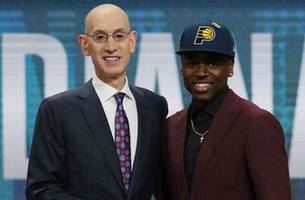 Pacers announce signing of first-round pick Aaron Holiday