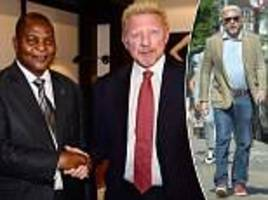 boris becker says central african republic passport is not fake despite car officials saying it is
