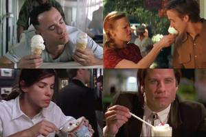 19 coolest ice cream scenes in movies, from 'it's a wonderful life' to 'wonder woman' (videos)