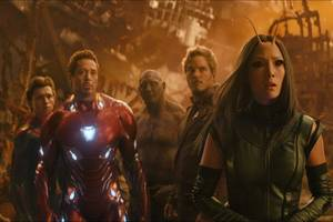 'avengers' and other blockbuster sequels push domestic box office to best ever quarter