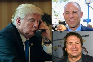 'stuttering john' melendez says he's been contacted by the secret service after trump phone prank