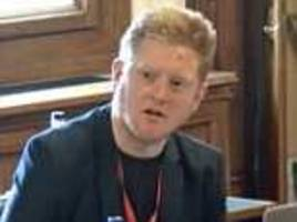labour let jared o'mara back into the party with a warning