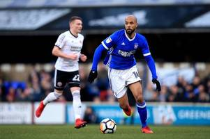 bristol city, aston villa and west bromwich albion in the running to sign former ipswich town striker - reports