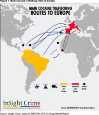 shifting trafficking routes for illicit narcotics: importance of spain-us counter-narcotics cooperation – analysis