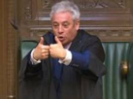 imagine what sign language mps would use on bercow