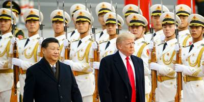 it's on: trump's trade war is set to kick off with tariffs on $34 billion worth of chinese goods