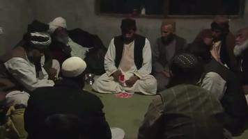 gambling in afghanistan under the taliban's nose