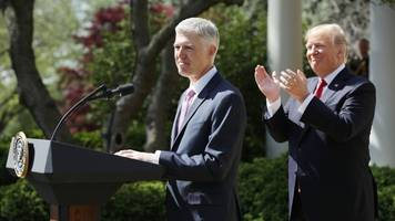 did justice neil gorsuch live up to the conservative hype?