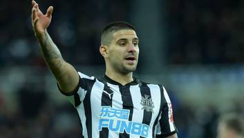 aleksandar mitrovic looking to leave newcastle to join newly promoted fulham in £20m transfer