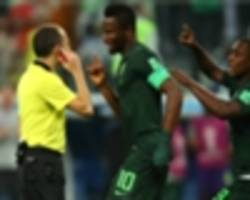 how nigeria must rebuild after world cup 2018 exit