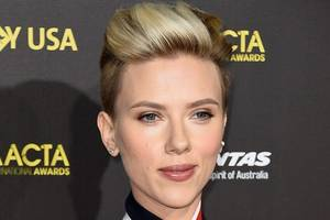 Scarlett Johansson Compared to 'Yellowface' Mickey Rooney for Trans Film Role