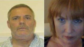 former soldier gary brown jailed for ex-partner's murder