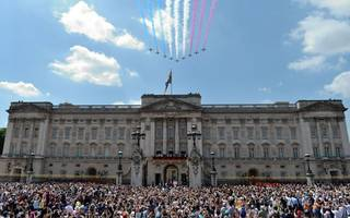raf july centenary flypast: there's an augmented reality app for that