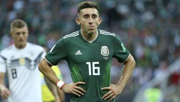 barcelona reportedly eyeing summer swoop for mexico world cup star hector herrera