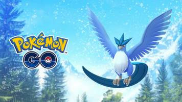 here's how to snag pokémon go's articuno when articuno day goes live