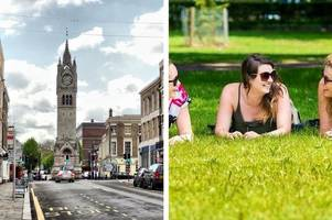 the met office confirms why gravesend always has record-breaking temperatures