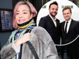 lisa armstrong likes tweet from declan donnelly following ant mcpartlin split