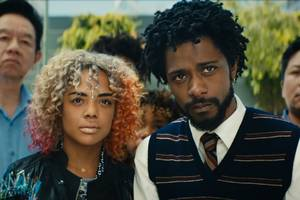 'sorry to bother you' shakes up indie box office