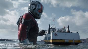 'ant-man and the wasp' takes top box office spot with $76m debut