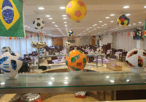 in pictures: knesset dishes up world cup menu