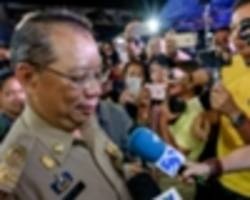 four more thai cave boys rescued as authorities up the rescue pace