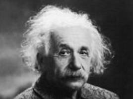 people who see themselves as albert einstein suddenly think they are smarter
