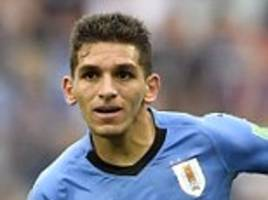 lucas torreira confirms he is on his way to arsenal for medical ahead of £25m move