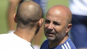 sampaoli's argentina future to be reviewed at end of july
