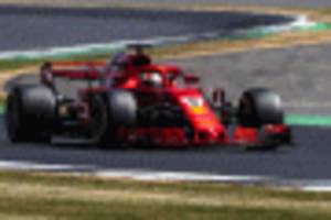 vettel edges out hamilton for 2018 formula 1 british grand prix win