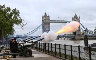 fusiliers and flagships: the military's place in the square mile