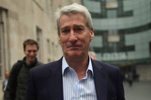 jeremy paxman to be keynote speaker at charity lunch