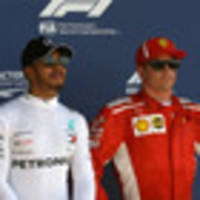 'if you cry like a girl when you lose, do ballet': lewis hamilton told to take up dance by kimi raikkonen's wife after silverstone row