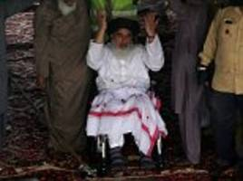 leader of pakistani islamist group vows to wipe holland of the face of the earth