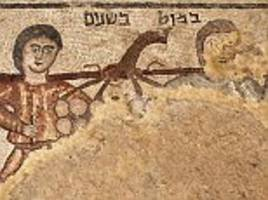Stunning mosaics uncovered in Israel reveal the 'rich visual culture' of ancient Judaism#source%3Dgooglier%2Ecom#https%3A%2F%2Fgooglier%2Ecom%2Fpage%2F%2F10000