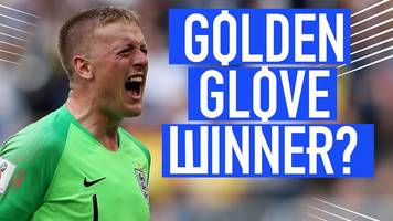 world cup 2018: can pickford win the golden glove?
