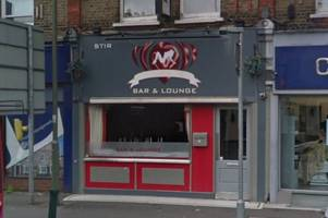 man punched innocent person in face after being thrown out of epsom strip club stir