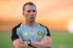 celtic have no divine right to reach champions league promised land warns brendan rodgers