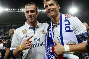 exactly what cristiano ronaldo's transfer to juventus from real madrid means for gareth bale
