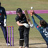 cricket: white ferns collapse to series defeat against england