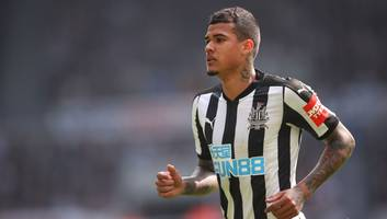 sky sports reporter deals blow to newcastle fans with latest claim on kenedy move